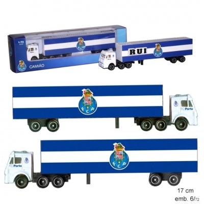 Camiões de clube - FC Porto
