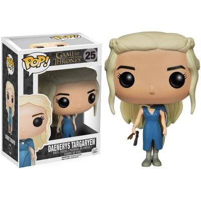 Figura POP Game of Thrones Mhysa Daenerys Azul Dress