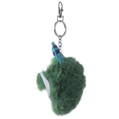 Porta-Chaves Pom-Pom - Monstarz Monstro Verde
