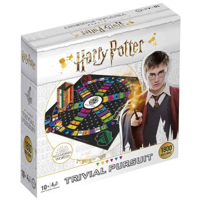 Jogo Trivial Harry Potter