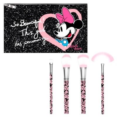 Conjunto beleza Minnie Disney
