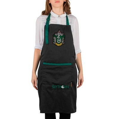 Avental Slytherin Harry Potter