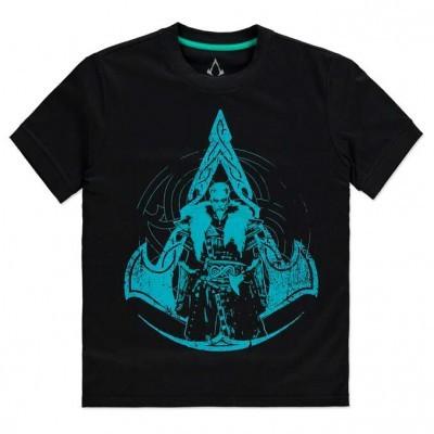 T-shirt mulher Assassins Creed Valhalla