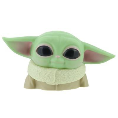 Lâmpada 3D Yoda The Child The Mandalorian Star Wars