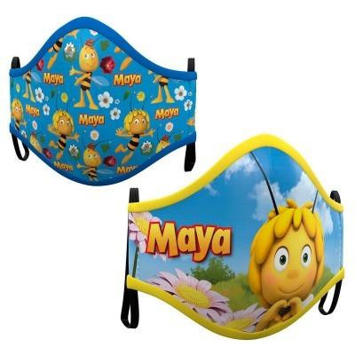 Pack 2 Máscaras Abelha Maia sortido infantil