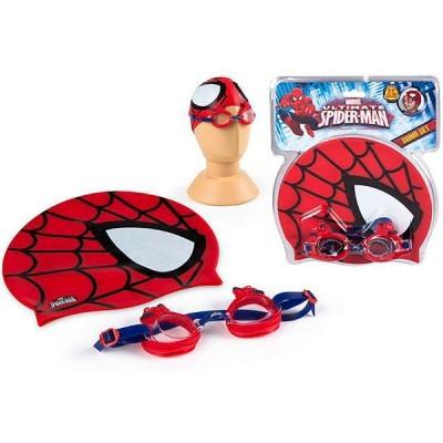 Conjunto Óculos gorro Spiderman Marvel Ultimate