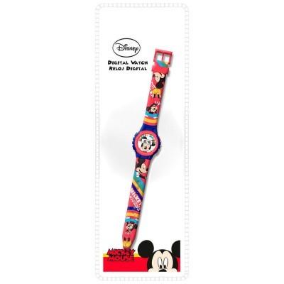 Relógio digital Ke02 Mickey Disney