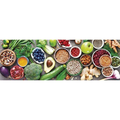 Puzzle Panorama High Quality Healthy Veggie 1000pcs