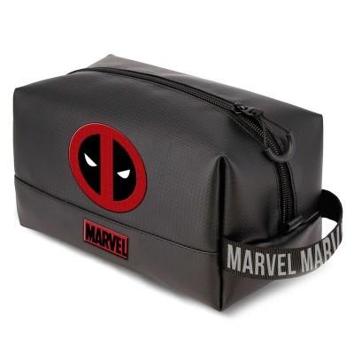 Necessaire / Bolsa de Higiene Deadpool Marvel