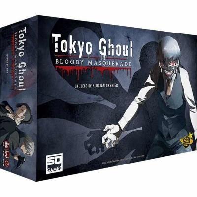 Jogo Tokyo Ghoul Bloody Masquerade