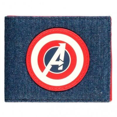 Carteira Avengers Marvel