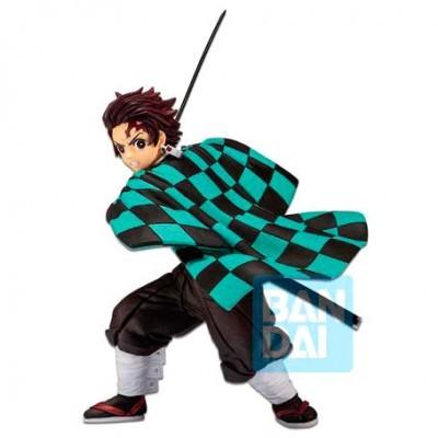 Figura Tanjiro Kamado The Second Demon Slayer Kimetsu no Yaiba 13cm