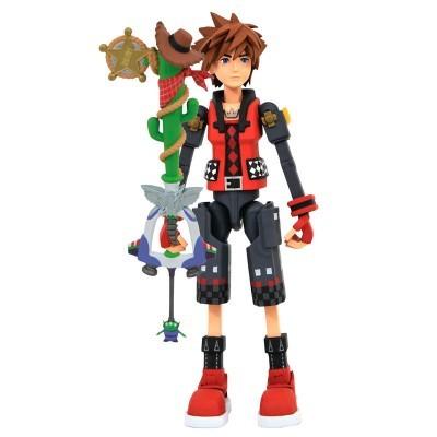 Figura Sora Valor Toy Story Kingdom Hearts 3 Disney 18cm