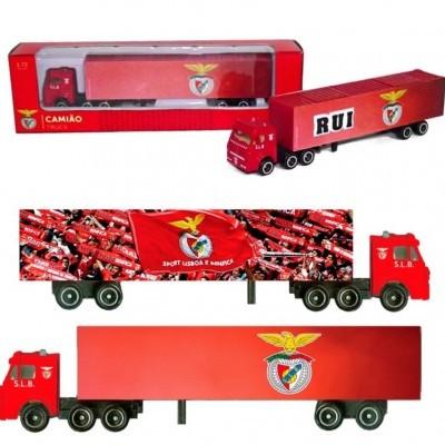 Camiões de clube - SL Benfica