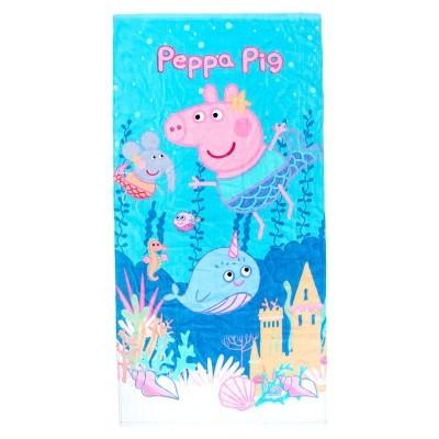 Toalha Peppa Pig algodão