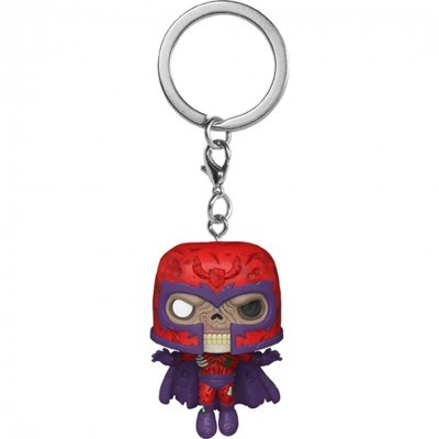 Porta-chaves Pocket POP Marvel Zombies Magneto