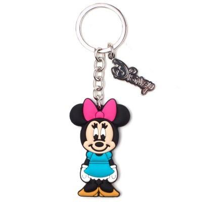 Porta-chaves borracha Minnie Disney