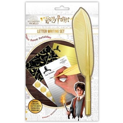 Conjunto escrita Harry Potter
