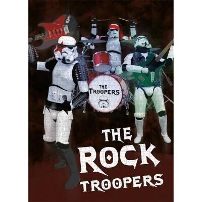 Puzzle The Rock Troopers Original Stormtrooper 1000pcs
