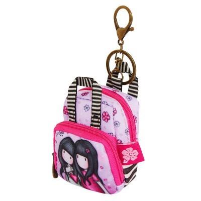 Porta-chaves mochila Gorjuss You Can Have Mine