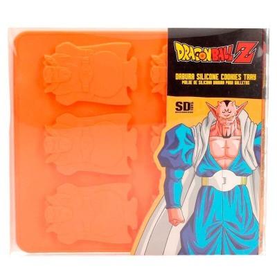 Molde silicone Dabura Dragon Ball Z
