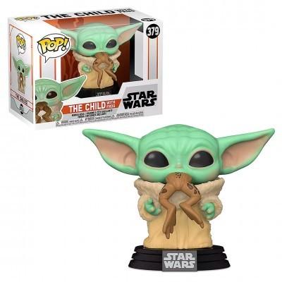Figura POP Star Wars Mandalorian The Child with Frog