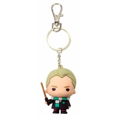 Porta-chaves borracha Draco Malfoy Harry Potter
