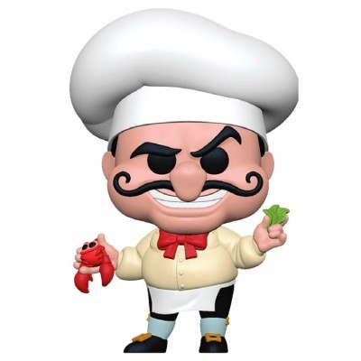 Figura POP Disney A Pequena Sereia Chef Louis