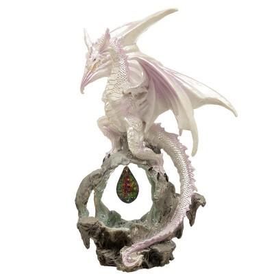 Dragão Guerreiro de Inverno - Sonho de Cristal