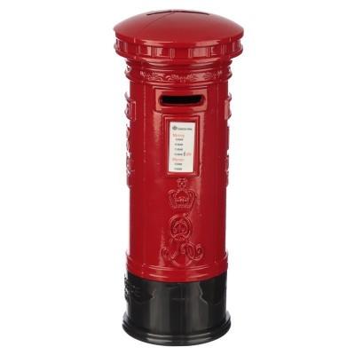Mealheiro - Londres Cabine Telefónica Vermelha metal