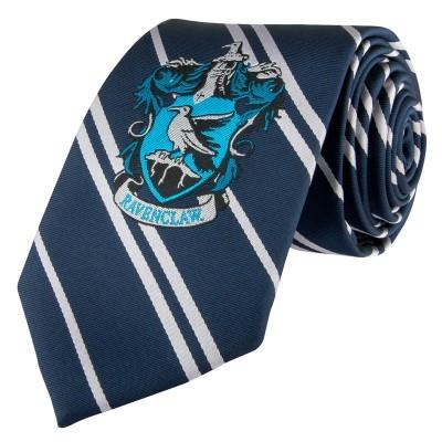 Gravata Ravenclaw Harry Potter tecido