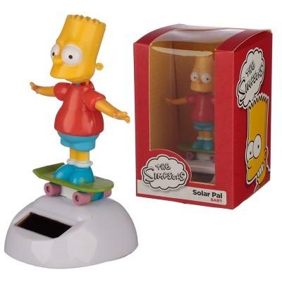 Boneco Solar - Bart Simpson (Produto com Licença)