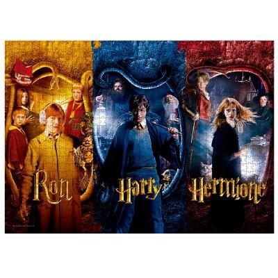 Puzzle Ron, Harry e Hermione Harry Potter 1000pcs
