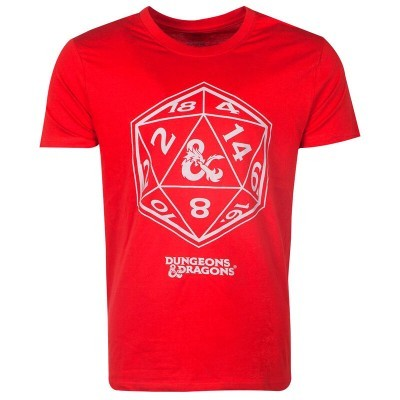 T-shirt Wizards Dungeons & Dragons