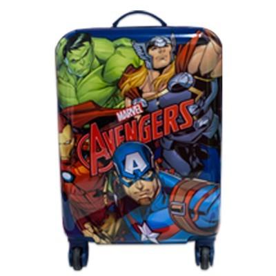 Mala troley ABS Los Avengers Marvel 4 rodas 48cm