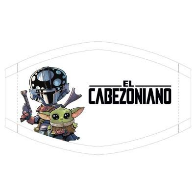 Máscara O Cabezoniano