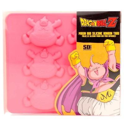 Molde silicone Majin Buu Dragon Ball Z