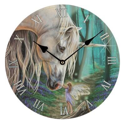 Relógio com Imagem - Suspiro da Fada