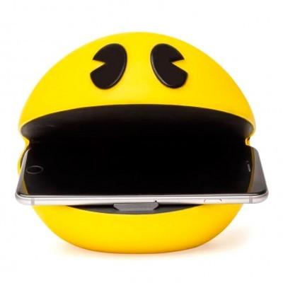 Carregador sem fios Pac-Man