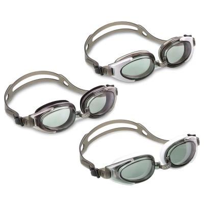 Óculos natação policarbonato antivaho sortido