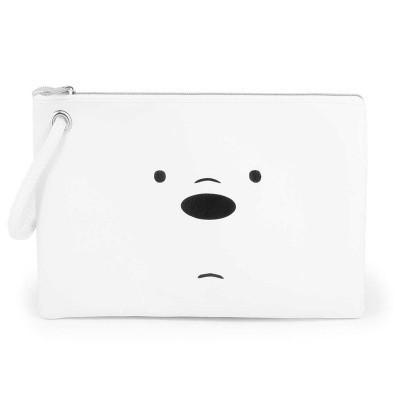 Necessaire / Bolsa de higiene We Bare Bears urso Polar