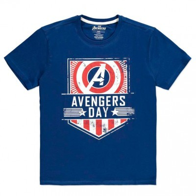 T-shirt Avengers Day Marvel