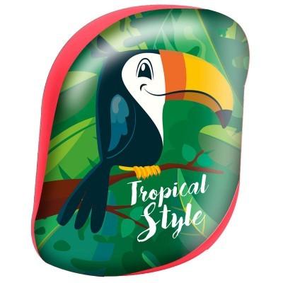 Escova cabelo Tucan Tropical Style