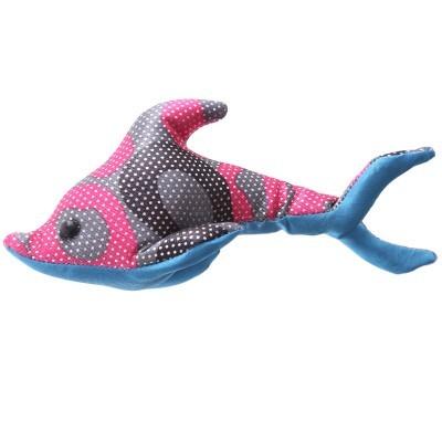 Golfinho enchido com areia, pequena