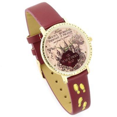Relógio Marauders Map Watch Harry Potter