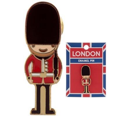 Pin - Guarda de Londres