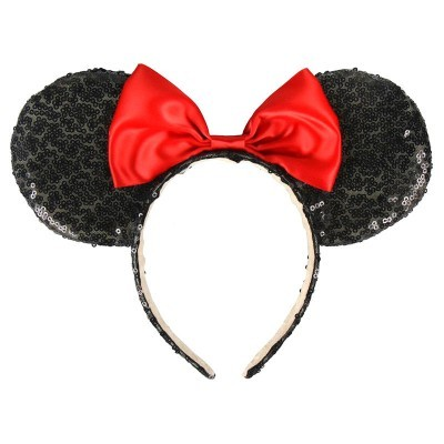 Bandelete premium lantejoulas Minnie Disney