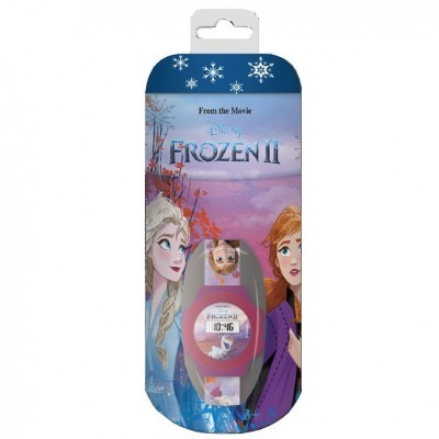 Relógio digital Frozen 2 Disney