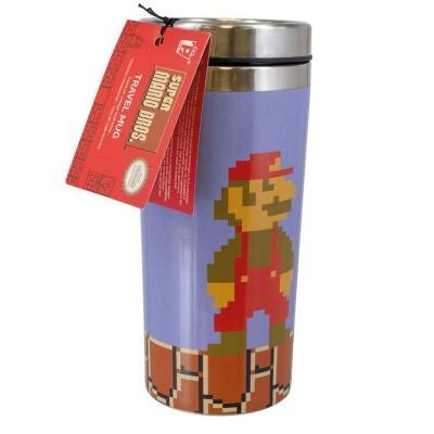 Copo viagem Super Mario Nintendo