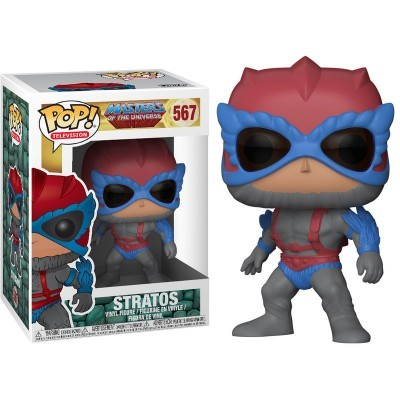 Figura POP Masters of the Universe Stratos